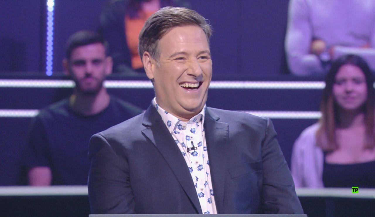 Carlos Latre, Marta Hazas y Lorenzo Silva, nuevos concursantes de '¿Quién quiere ser millonario?'