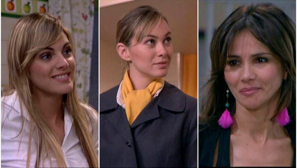 Amaia Salamanca, Marta Hazas y Goya Toledo en 'Los hombres de Paco': así han sido sus cameos