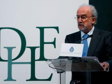 El director de la RAE, Santiago Muñoz, presenta el nuevo Diccionario Histórico
