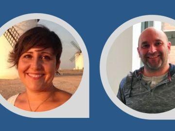 Virgilio Gómez Rubio y Anabel Forte Deltell