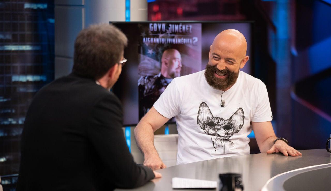 Con 38 años y en las fallas de Valencia: la loca aventura de Goyo Jiménez para sacar el carnet de conducir