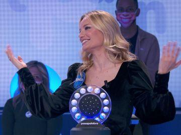 Renata Zanchi se atreve a cantar la versión italiana de 'Hay que venir al sur'