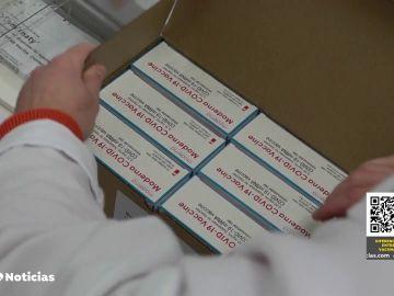 Moderna publica un estudio que demuestra que su vacuna no provoca casos de trombosis