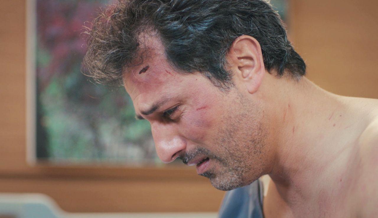 "Sirin libera su rabia con Arif: ""¡Tú has matado a mi madre!"""