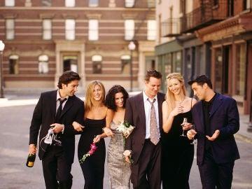 Todo lo que se sabe sobre el reencuentro de Friends