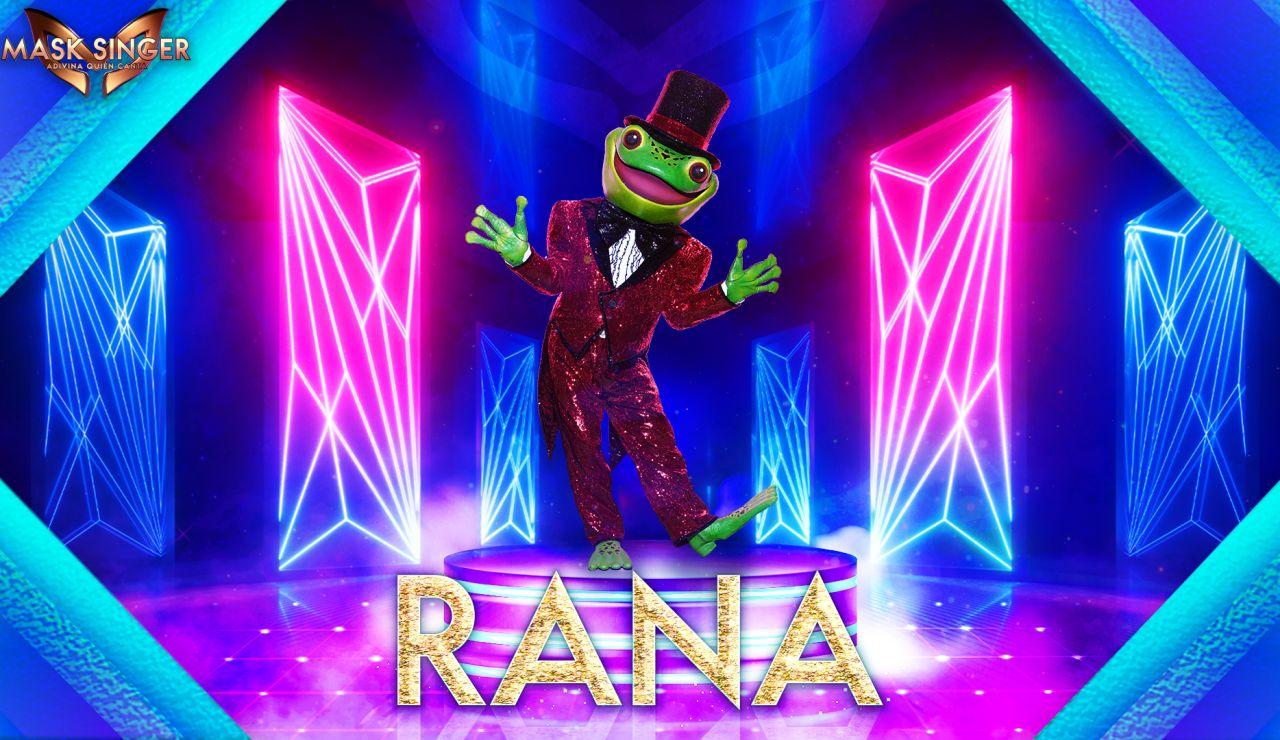 La Rana, nueva máscara confirmada para la segunda edición de 'Mask Singer'