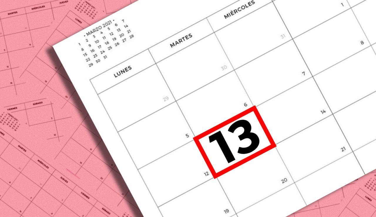 Martes 13, por qué los supersticiosos creen que es el día de la mala suerte
