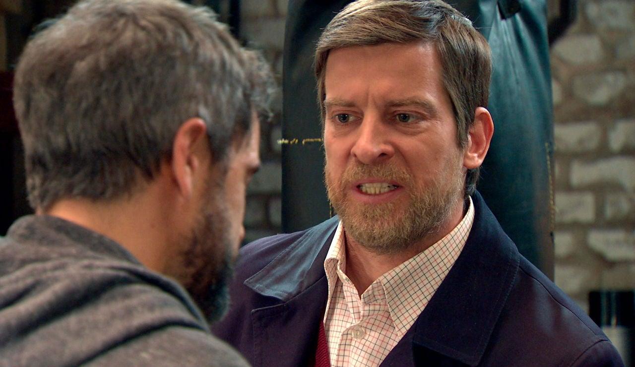 Marcelino suplica a Gorka que traicione sus votos para hacer justicia