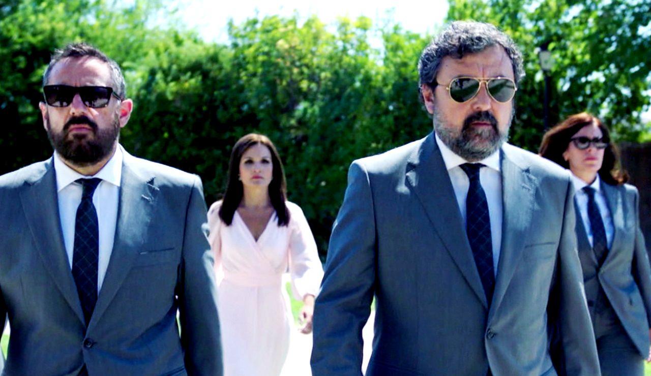 El orden mundial está garantizado con 'Los hombres de Paco': muy pronto, estreno