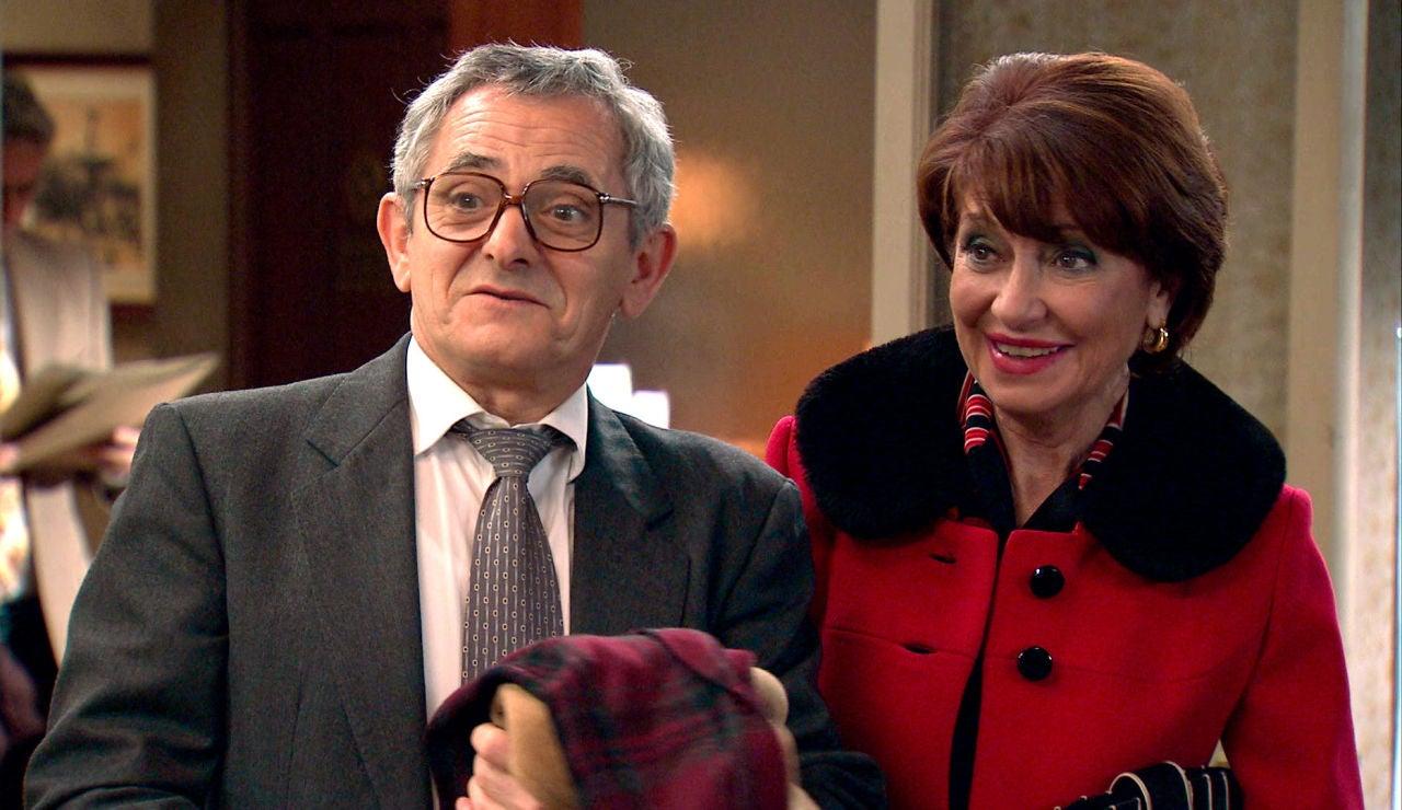 Isabel y Justo celebran la decisión de Cristina sobre su relación
