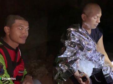 El extremo y peligroso rescate de un monje budista atrapado en una cueva de Tailandia