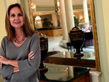 María Dueñas presenta 'Sira'
