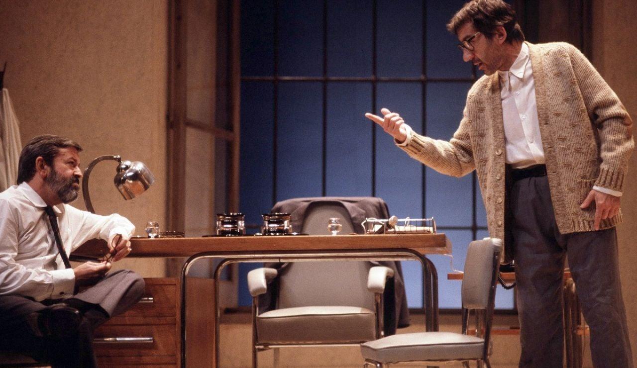Juan José Otegui, actor de 'Todo sobre mi madre' o 'Tacones lejanos'