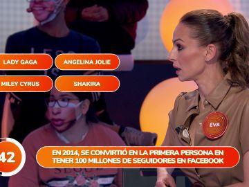 El equipo naranja tropieza con Shakira y Lola Flores en 'Una de Cuatro'