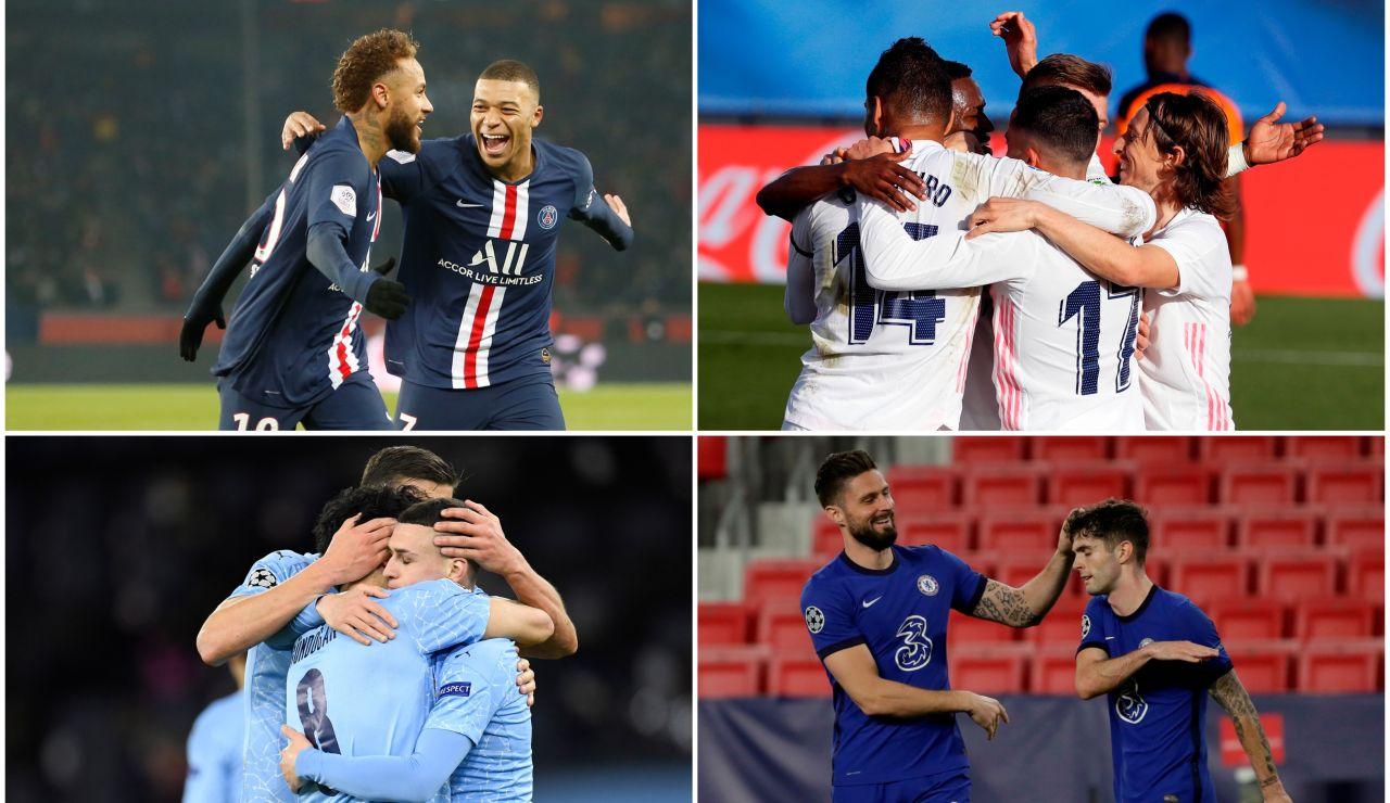 Vota: ¿Quién ganará la Champions League?