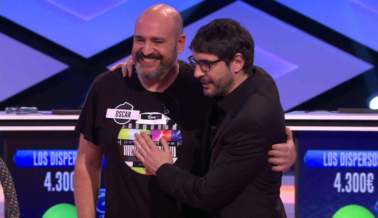 La emotiva despedida de 'Los dispersos' tras más de 300 programas en '¡Boom!'