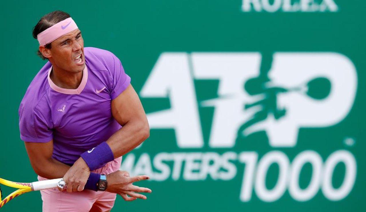 Rafa Nadal - Grigor Dimitrov: Horario y dónde ver el partido de tenis del Masters 1.000 de Montecarlo