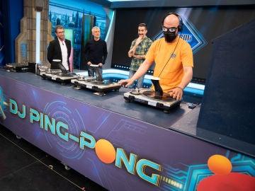¡Ping-chando a niveles extremos! El equipo de ciencia de 'El Hormiguero 3.0' lo borda ante un reto imposible