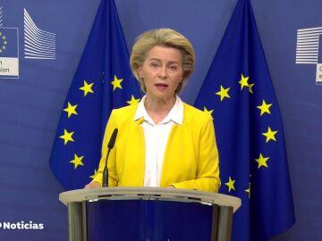 La Unión Europea llega a un acuerdo con Pfizer para que adelante 50 millones de dosis antes de junio