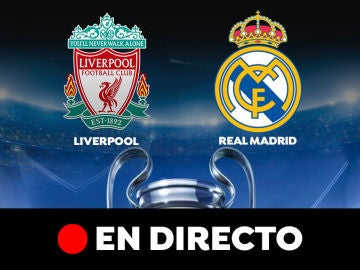 Liverpool - Real Madrid: Partido de hoy de Champions League, en directo