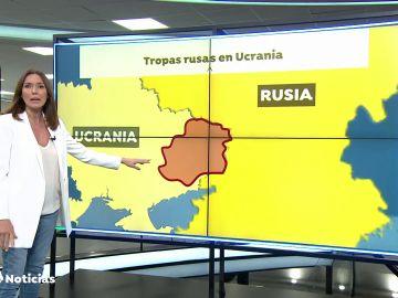 Crece la tensión entre Rusia y Ucrania por el movimiento de tropas y pone en alerta a EEUU