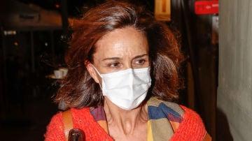 Lydia Bosch, en las calles de Madrid