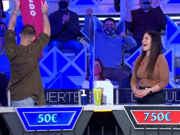 El berrinche de una concursante tras un 'robo' inesperado en 'La ruleta de la suerte'