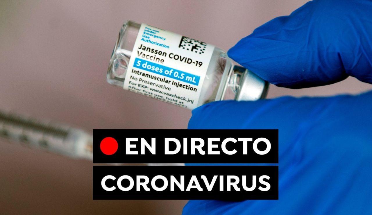 COVID-19: Datos coronavirus, restricciones y vacunas, hoy 14 de abril en directo