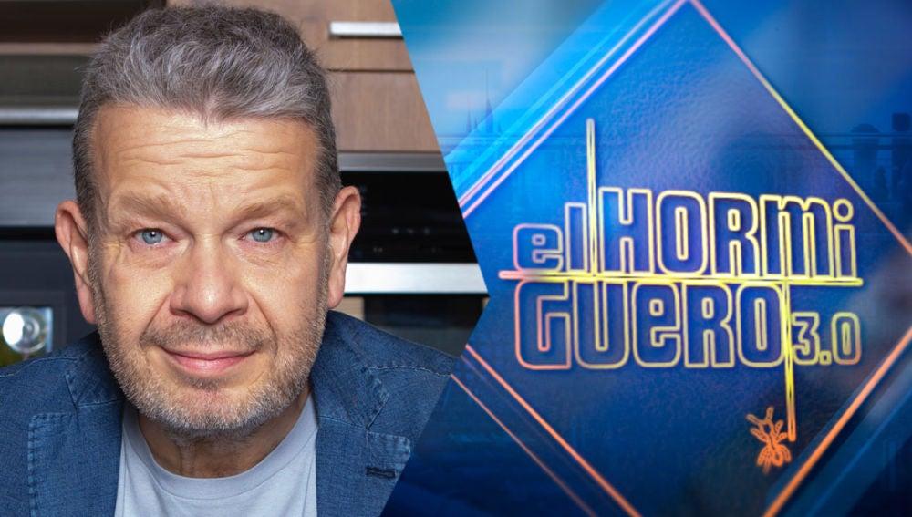 El chef Alberto Chicote en 'El Hormiguero 3.0'