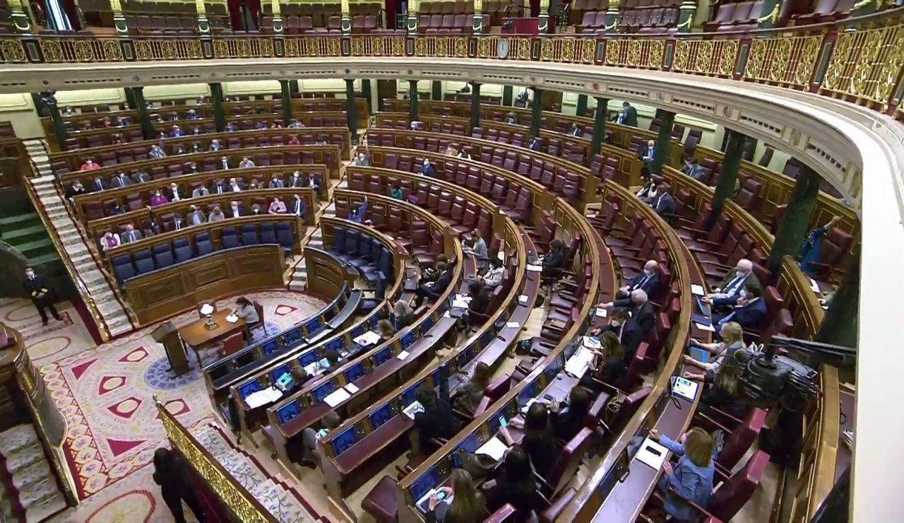 El Congreso respalda la ley de protección a la infancia con la oposición del PNV y Vox