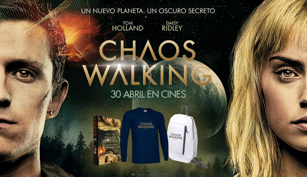 Concurso 'Chaos Walking'