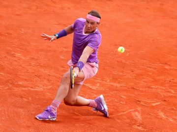 Rafa Nadal-Andrey Rublev: Horario y dónde ver el partido de tenis del Masters 1.000 de Montecarlo