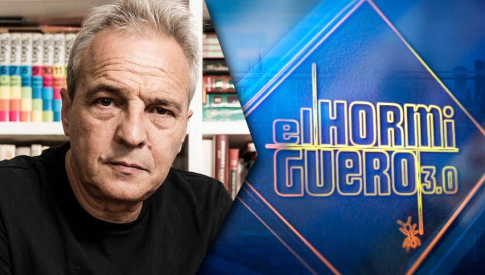 El cantante David Summers en 'El Hormiguero 3.0'