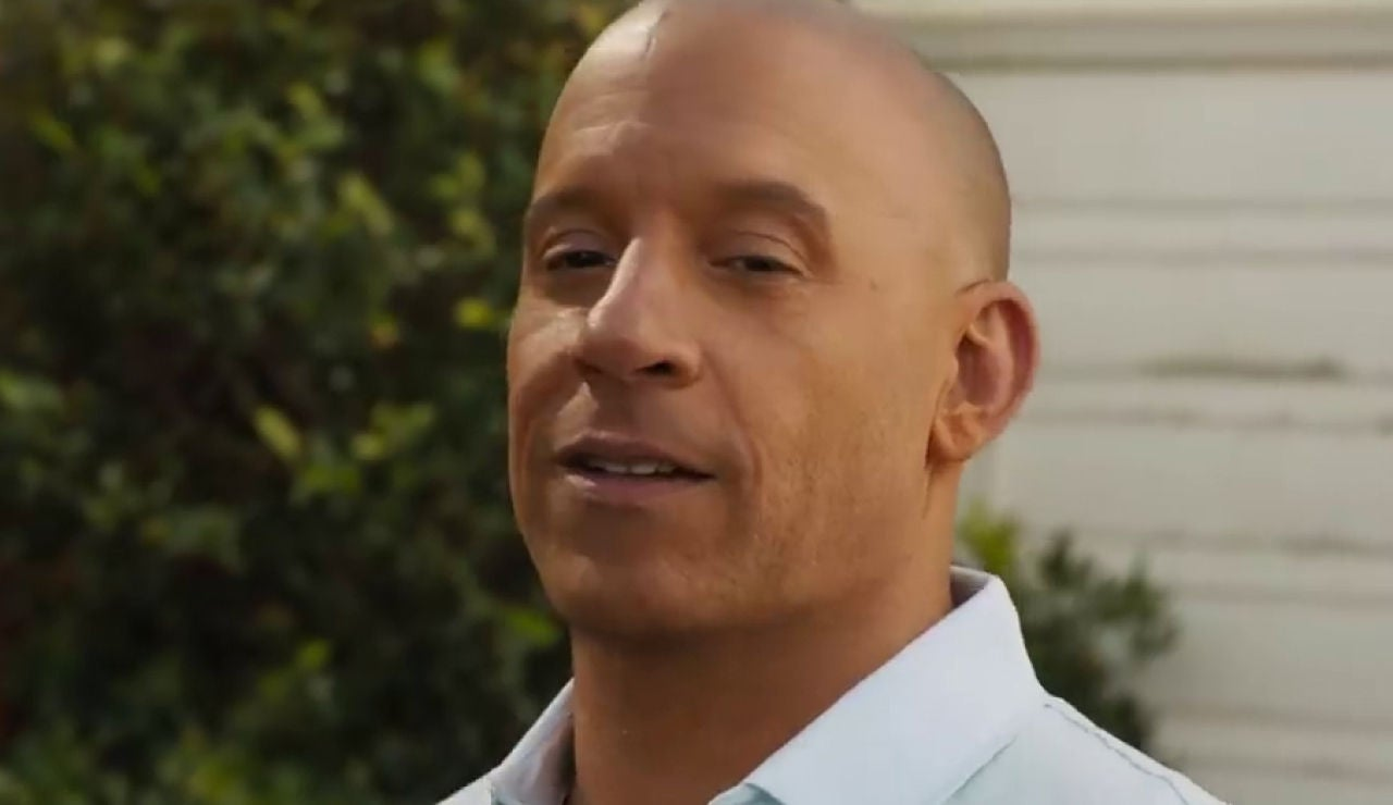 Vin Diesel en 'Fast and Furious 9'