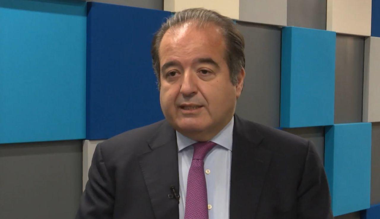 El director de Pfizer España, Sergio Rodríguez
