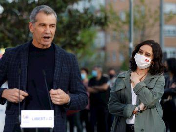 El Constitucional mantiene a Toni Cantó fuera de las listas electorales
