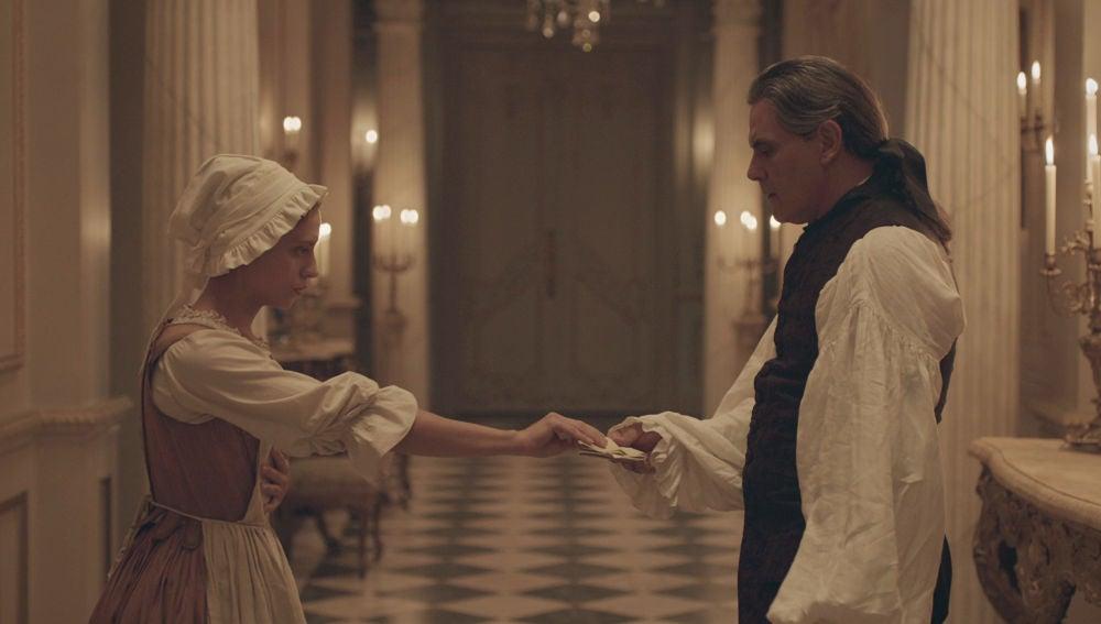 """Clara confiesa el secreto del Rey ante Diego: """"Nunca podemos dejar de ser lo que somos"""""""