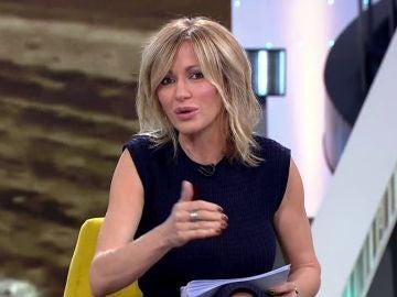 Susanna Griso en Espejo Público.