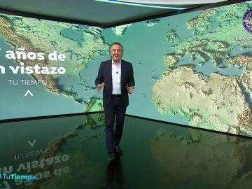 Así es la nueva aplicación de Google Earth que permite ver cómo ha cambiado el planeta