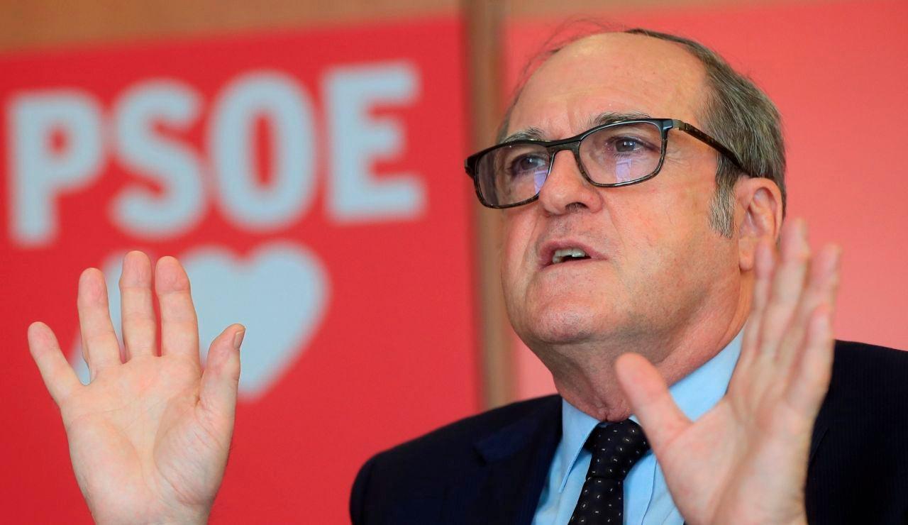 El candidato del PSOE en Madrid, Ángel Gabilondo