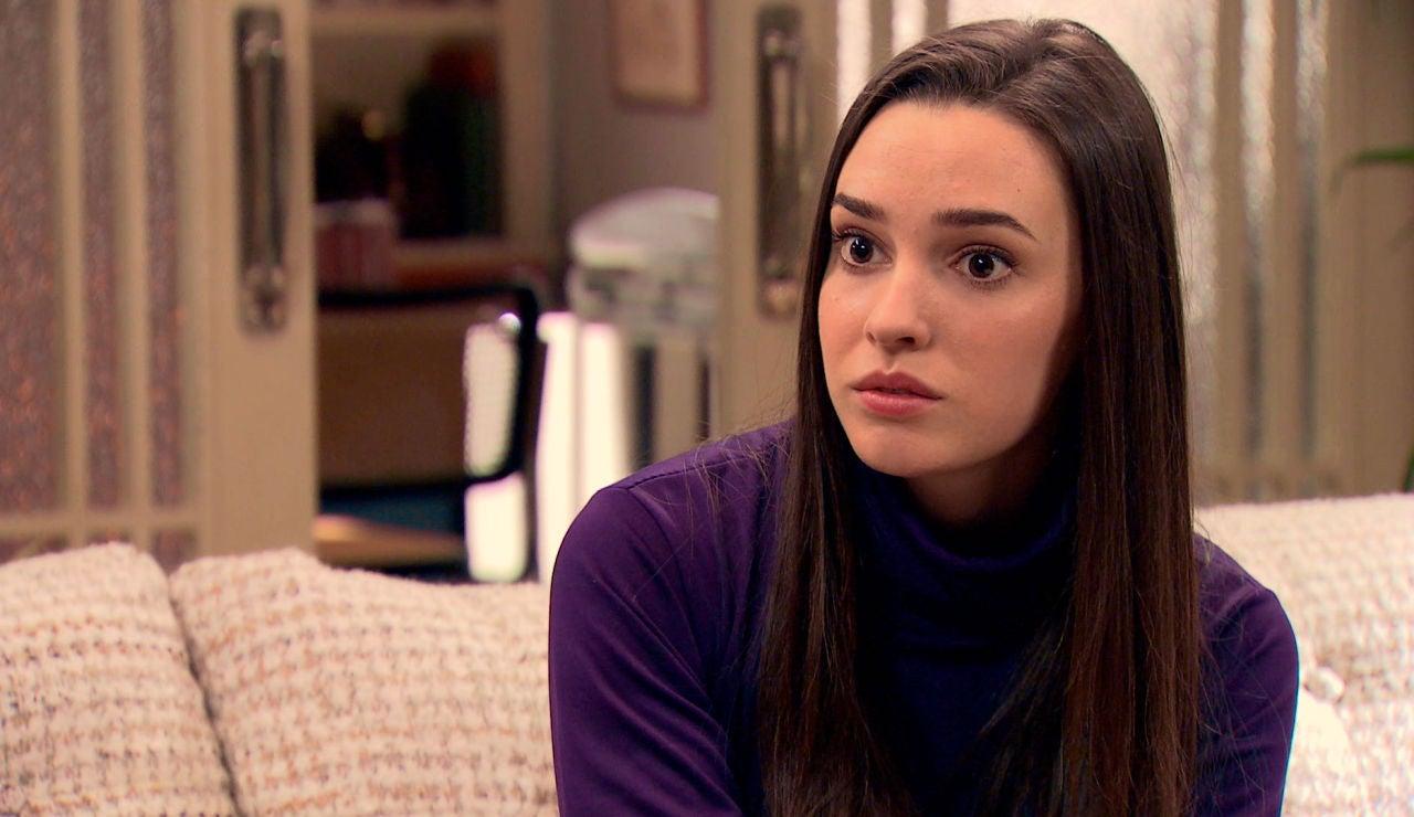 Emma, reconoce estar celosa y toma una tajante decisión para dejar de sufrir