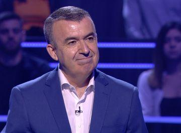 """La sorpresa de Lorenzo Silva con su tercera pregunta: """"No querría equivocarme tan pronto"""""""