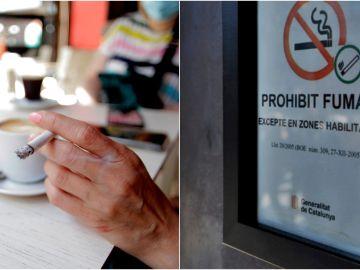 Encuesta: ¿Estás a favor de la prohibición de fumar en terrazas?
