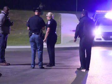 Imágenes del lugar en el que se ha registrado un tiroteo en Indianápolis