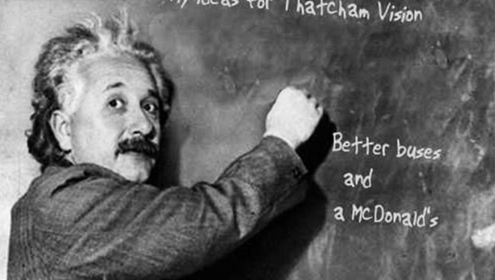 Efemérides de hoy 18 de abril de 2021: Albert Einstein