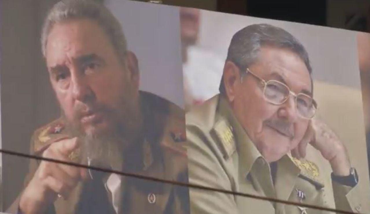 Raúl Castro anuncia que se retira