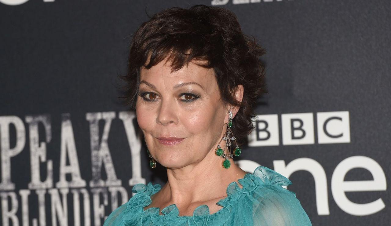 Helen McCrory, actriz de 'Harry Potter' y 'Peaky Blinders'