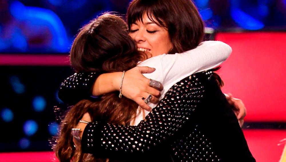 """Abrazos llenos de ilusión y ganas de triunfar, muy pronto en 'La Voz Kids': """"Es increíble"""""""