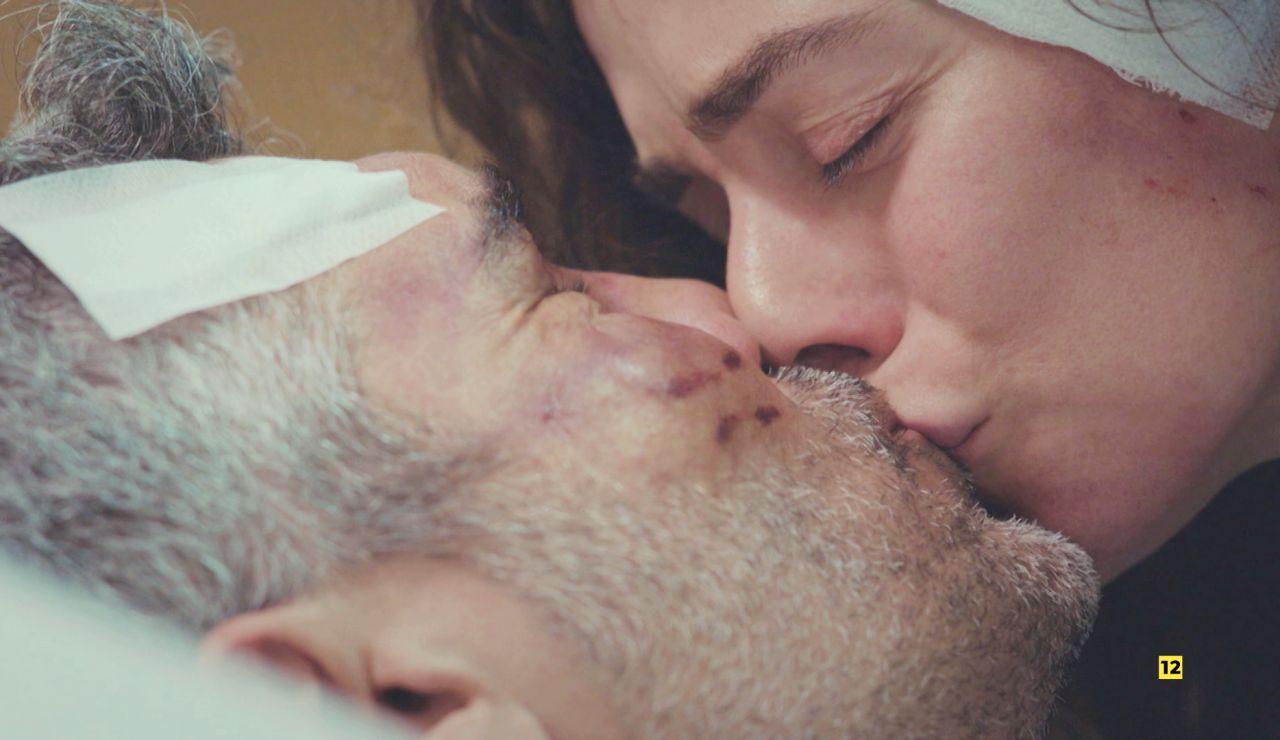 Bahar decide empezar una nueva vida con Sarp, en el próximo capítulo de 'Mujer'