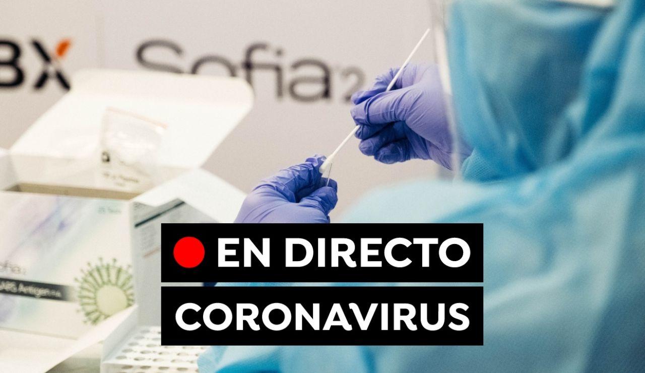 COVID-19 | Restricciones por coronavirus en Madrid, Cataluña, Andalucía, Galicia y última hora de la vacuna hoy
